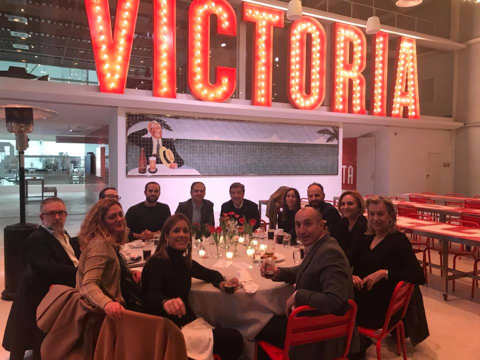 Organización de Gastromarketing 2018 y ponentes