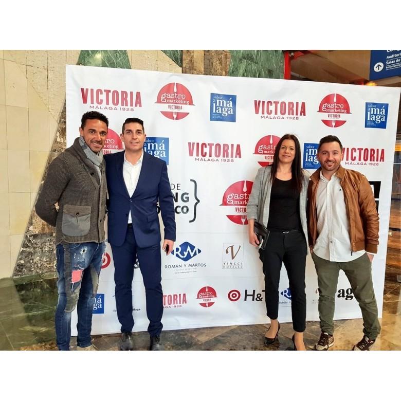 """""""Román y Martos"""" colabora con Gastromarketing 2018"""